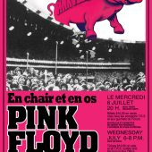 Pink Floyd in the Flesh 24×36 inch Music Concert Poster