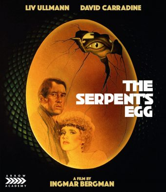 The Serpent's Egg Special Edition Blu-ray