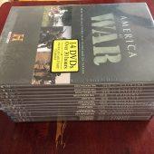 America at War 14-Disc DVD Megaset