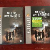 America's Most Haunted Places History Classics 5-DVD Box Set