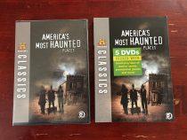 America's Most Haunted Places History Classics 5-DVD Box Set