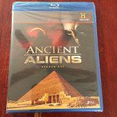 Ancient Aliens Season One Blu-ray