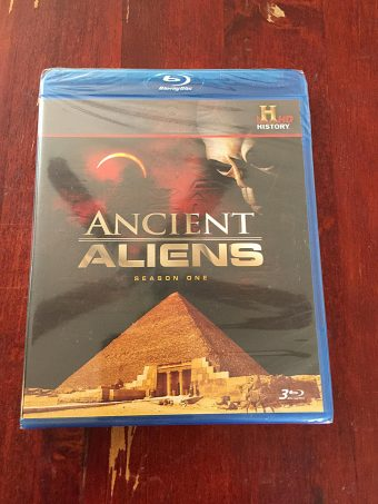Ancient Aliens Season One Blu-ray