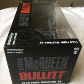 Steve McQueen Bullitt 1968 Ford Mustang GT Limited Edition 1:24 Die-Cast Car