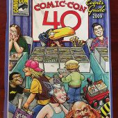 San Diego Comic Con International – Comic Con 40th Anniversary Event Guide 2009