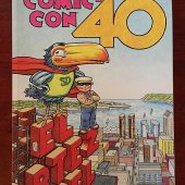 San Diego Comic-Con International 40th Anniversary Souvenir Book (2009)