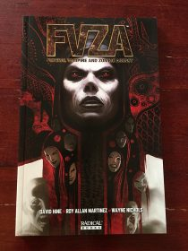 FVZA: Federal Vampire and Zombie Agency – Trade Paperback Radical Books (2010)