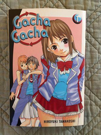 Gacha Gacha Volume 1 by Hiroyuki Tamakoshi (2005)