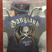 Gangland Season Six 3-Blu-ray Box Set