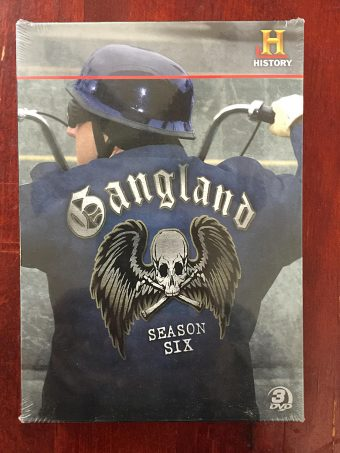 Gangland Season Six 3-DVD Box Set