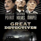 Great Detectives Anthology 12-DVD Box Set