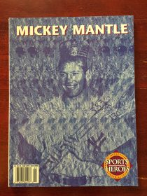 Beckett Sports Heroes Mickey Mantle Commemorative Magazine (July 1995)
