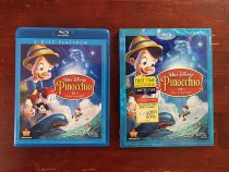 Walt Disney Pinocchio 70th Anniversary 2-Disc Blu-ray Platinum Edition