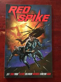 Red Spike Volume 1 Trade Paperback (2012)