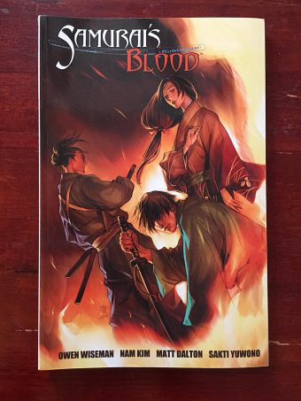 Samurai's Blood Volume 1 Paperback