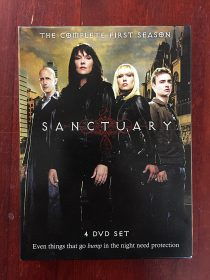 Sanctuary: The Complete First Season 4-DVD Box Set