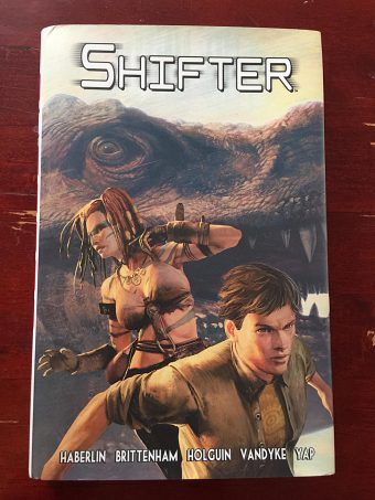 Shifter Hardcover Edition (2013)