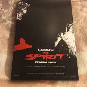 RARE Ladies of Will Eisner's The Spirit by Frank Miller Trading Card Set