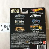 Hot Wheels Ralph McQuarrie Star Wars Die-Cast Metal 1934 Chrysler Airflow Vehicle