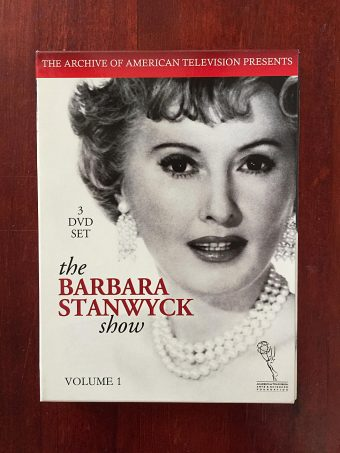 The Barbara Stanwyck Show: Volume 1 – 3-DVD Box Set