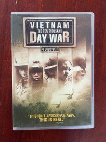 Vietnam: The Ten Thousand Day War DVD Edition