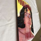 Wonder Woman: Spirit of Truth by Paul Dini and Alex Ross – Oversized Edition