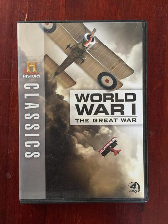 World War I: The Great War – History Classics 4-Disc DVD Edition