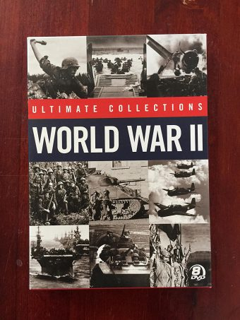 Ultimate Collections World War II 8-DVD Box Set