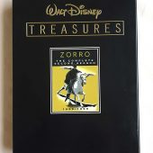 Walt Disney Treasures Zorro: The Complete Second Season Metal Tin Collector's Edition (1958-1959)