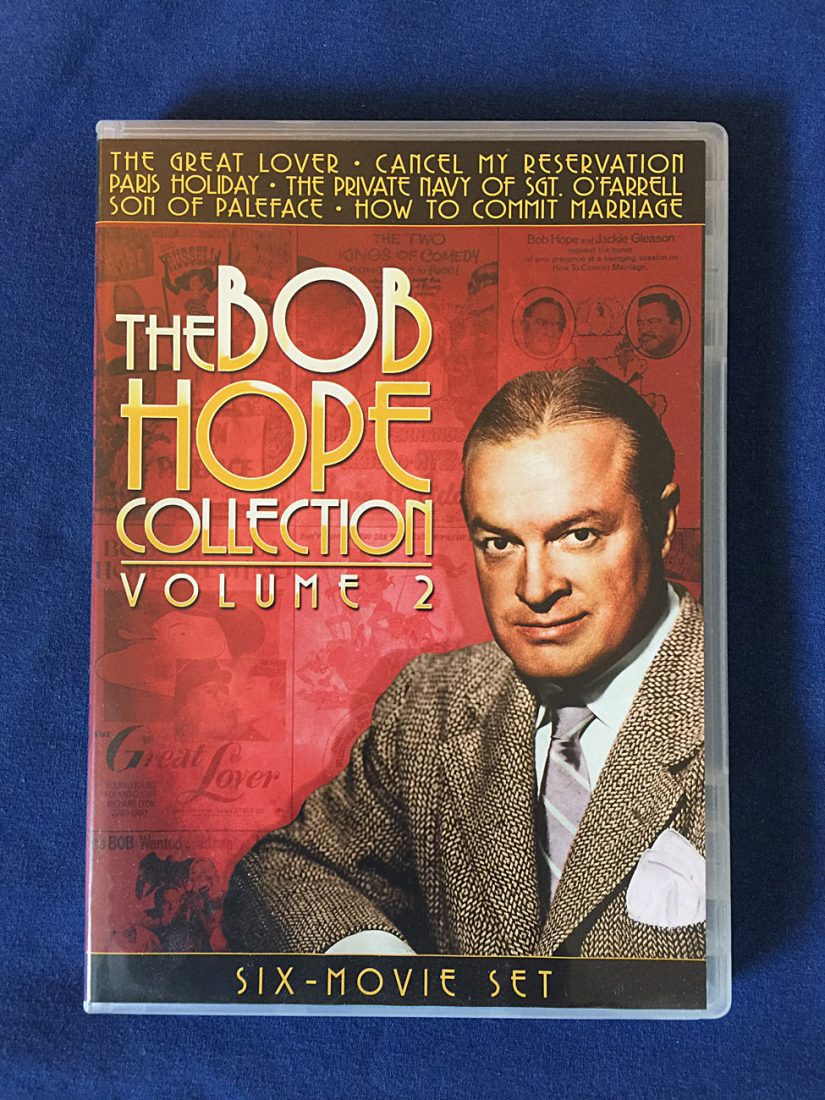 The Bob Hope Collection: Volume 2 Six Movie Set