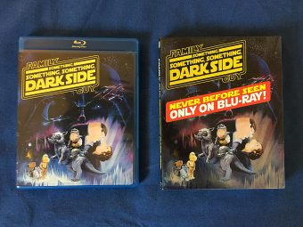 Family Guy: Something, Something Darkside Blu-ray Edition