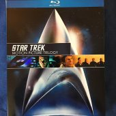 Star Trek Motion Picture Trilogy Blu-ray Box Set