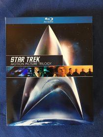 Star Trek Motion Picture Trilogy Blu-ray Box Set