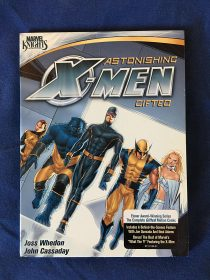 Astonishing X-Men Gifted Marvel Knights Animation DVD Edition
