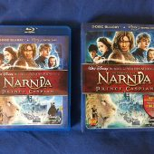 The Chronicles of Narnia: Prince Caspian 3-Disc Blu-ray Edition with Slipcover