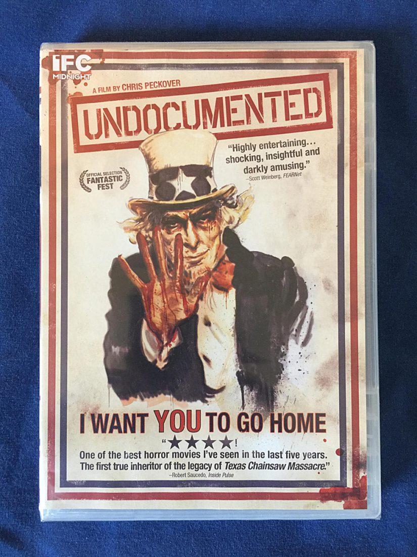 Undocumented (2012) DVD Edition