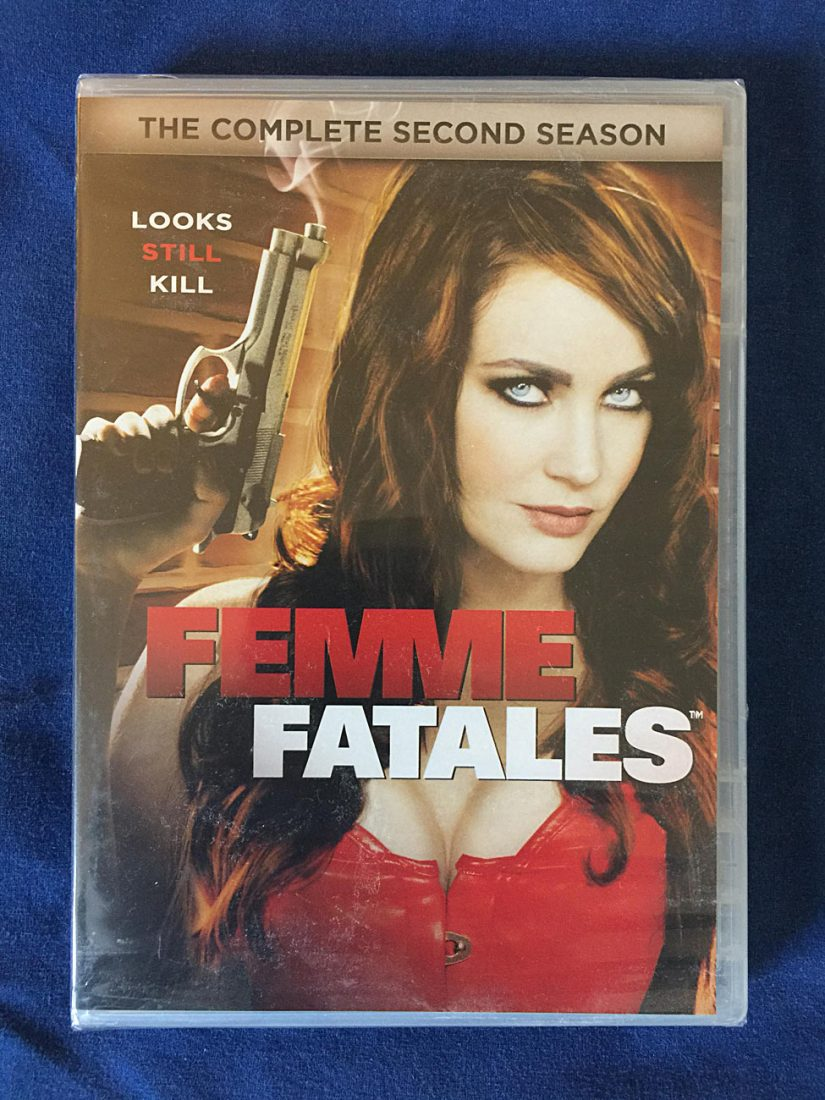 Femme Fatales: The Complete Second Season 3-Disc DVD Edition