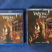 Wrong Turn 5: Bloodlines 2-Disc Blu-ray + DVD + Digital Edition
