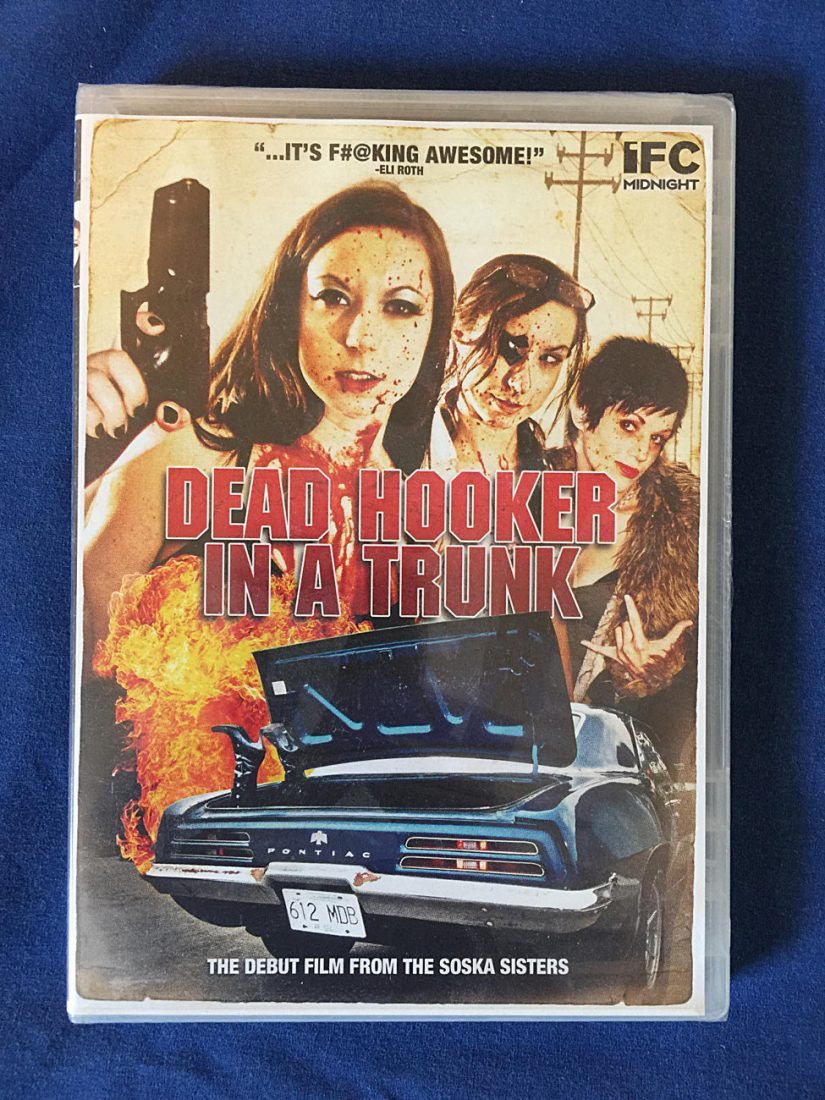 Dead Hooker in a Trunk (2009) DVD Edition