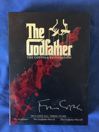 The Godfather: The Coppola Restoration 3-Film Special Edition DVD Box Set
