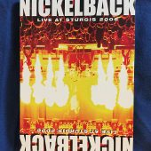 Nickelback: Live at Sturgis 2006 DVD Edition