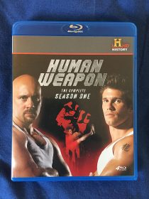 Human Weapon: The Complete Season One 4-Disc Blu-ray Edition