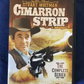 Cimarron Strip: The Complete Series 8-Disc DVD Box Set