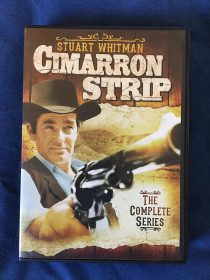 Cimarron Strip: The Complete Series 8-Disc DVD Box Set