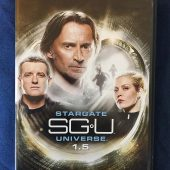 Stargate Universe SGU 1.5 DVD 3-Disc Edition