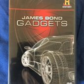 James Bond Gadgets DVD Edition