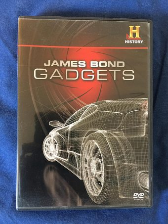 James Bond Gadgets DVD Edition