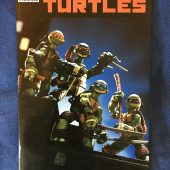 Teenage Mutant Ninja Turtles #1 IDW Promotional Edition (2012)