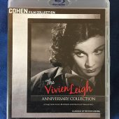 The Vivien Leigh Anniversary Collection Blu-ray Edition