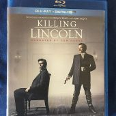 Killing Lincoln – Narrated by Tom Hanks Blu-ray + Digital HD Edition